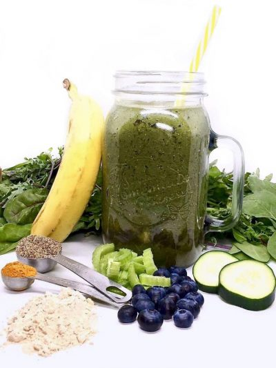 The Plant Priority Green Smoothie Recipe
